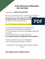 AULA 4 - Minha Estrutura Milionária de YouTube (1)