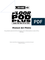 Floor POD Plus User Manual (Rev B) - Spanish