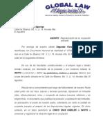 CARTA NOTARIAL- AMIG RENATO