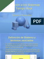 Introducción a los Sistemas en Tiempo Real