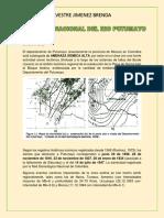 sismos y precipitaciones de la cuenca Putumayo