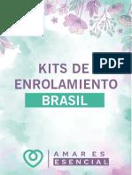 KITS DE INSCRIPCIÓN BRASIL