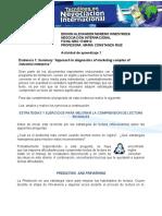 PASO A PASO AP1 EV1 Summary
