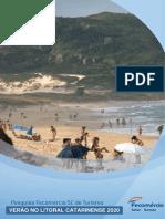 Fecomércio SC Turismo de Verão no Litoral Catarinense 2020