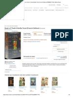 Amazon.com_ Book of Thoth Etteilla Tarot (French Edition) (9788865271704)_ Etteilla_ Books