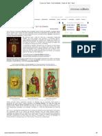 O Livro de Thoth – Tarô de Etteilla - Clube do Tarô - Tarot