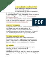 Usar plantillas preinstaladas en PowerPoint