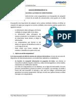 GUIA DE INFORMACIÓN1 INTRODUCCION REDES
