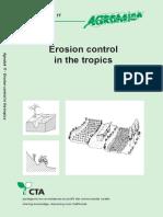 11-Erosion Control in the Tropics
