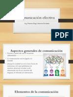 Habilidades Blandas - Comunicación efectiva