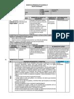 SESION DE PARENDIZAJE - 1°.doc