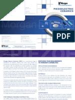 Piezoelectric Ceramics Overview