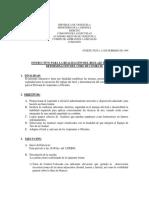 1 Instructivo modelo Reglaje del Cero de Combate.