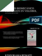 ANÁLISIS BIOMECÁNICO DEL REMATE EN VOLEIBOL presentación.pptx
