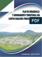 Plan de Ordenamiento y Desarrollo Territorial de Saraguro