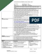 1. RPP PJJ Teks Deskripsi 3.1 dan 4.1