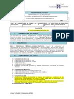 E501.1 Procesos Técnicos Administrativos