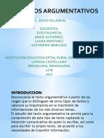 LOS TEXTOS ARGUMENTATIVOS.pptx