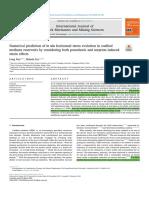 Numerical prediction of in situ horizontal stress evolution in coalbed.pdf.pdf