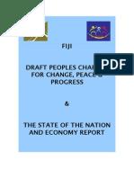 Draft- peoples charter in full (Fiji)