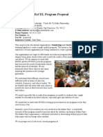 ExCEL-Program-Proposal