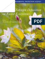 08 Effects of Nitrogen Deposition