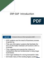 ERP-SAP  Introduction(1)