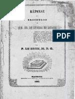 Edmond-De-Chazal-4sur4-Pamphlets-théologiques-Rev-Pierre-LeBrun-pasteur-protestant-Maurice-1861