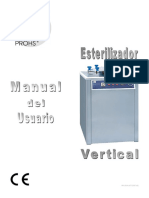 MU.014.A.E (03-14) - Esterilizador Vertical SA - MANUAL USUARIO