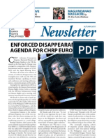 CHRP Newsletter Autumn 2010 (New Format)