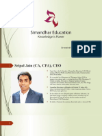 Simandhar Education