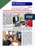 Buletin electronic informativ al Agenției de Dezvoltare Regională Sud Nr.2/ 2020