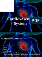 Anatomy and Physiology of Cardio vascular System