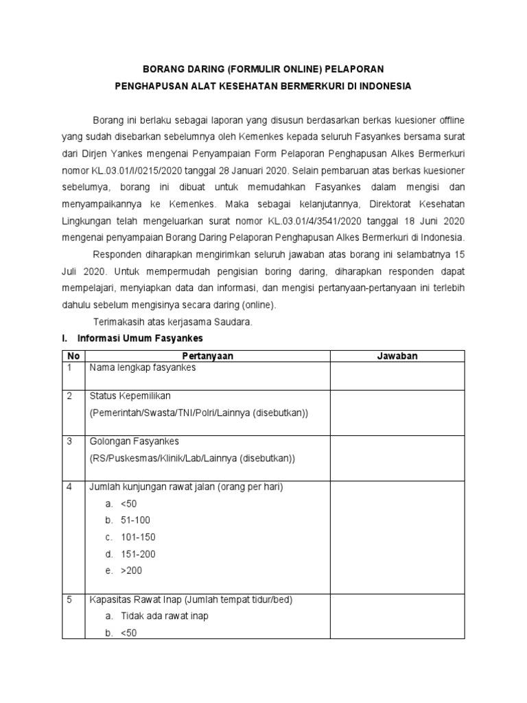 Borang Offline Docx
