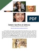 Satanic Sacrifice at Safeway - Kennedy