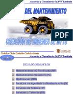 CAPACITACION DE ORDENES-PM
