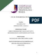 CTU101 - Analisis Ayat