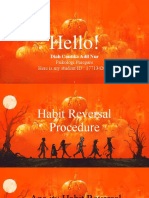 Habit Reversal Procedure - Diah Cantika Adil Nur (1771342002)