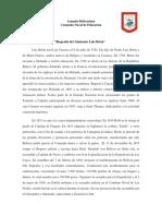 Biografía del Almirante Luis Brión