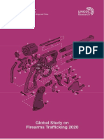 REPORT Global Study on Firearms Trafficking 2020