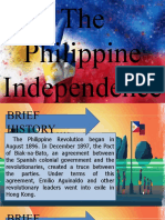 Chapter 9 The Philippine Independence
