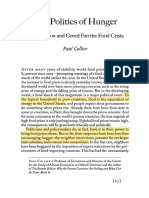 Collier 2008 Politics of Hunger Foreign Affairs facsimile