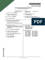 Pemat GBox EP2219770B2