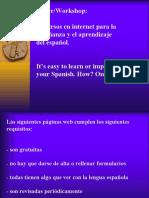 PAGINAS PARA APRENDER ESPAÑOL