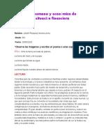 TRABAJO GEOGRAFIA HUMANA Y ECONOMICA DE COLOMBIA - YULIETH MORENO 901