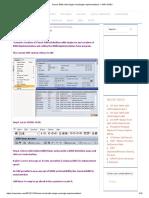 Classic BADI with Single Use(Single Implementation) – SAPCODES