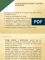 FARMACOGNOSIA I - CAP 3 GENERALIDADES
