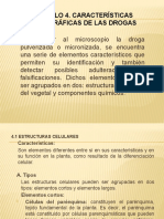 FARMACOGNOSIA I - CAPÍTULO 4