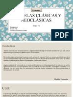 Presentacion Escuelas Clásicas y Neoclásicas