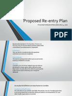 Princeton Public Schools Preliminary Reopening Plan